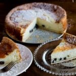 German style Cheese Kuchen