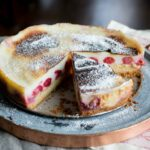 Chilean Raspberry Kuchen