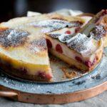 Chilean Raspberry Kuchen