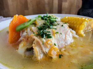 Chilean Chicken Cazuela