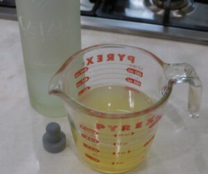 Pisco Sour ingredients