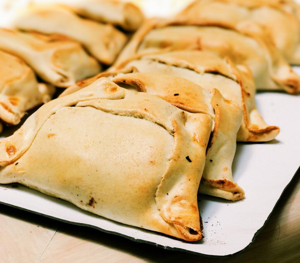 Chilean Food Empanadas