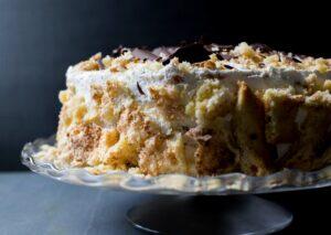 Cielo (Heaven) Cake, Chilean Recipe