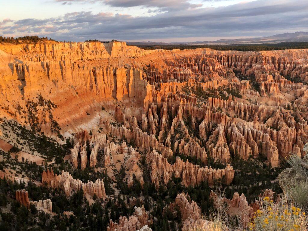 Bryce National Park Sunrise