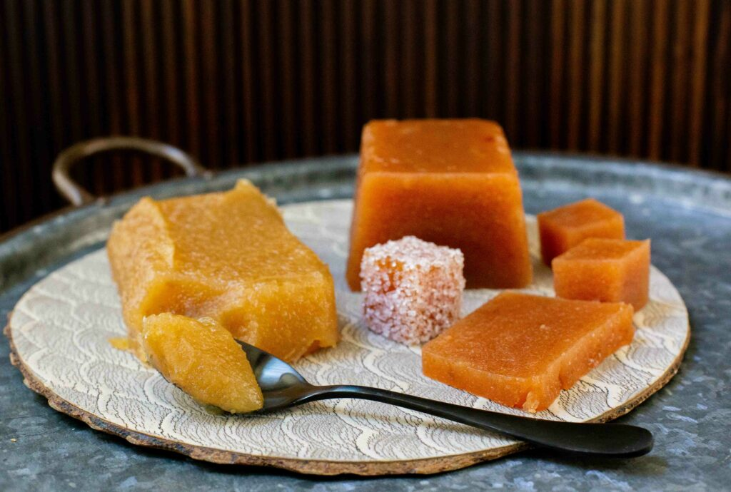 Homemade Quince Paste