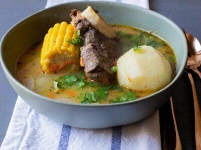 Chilean Beef Cazuela