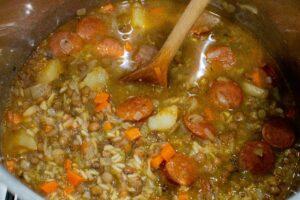 Chilean Lentils